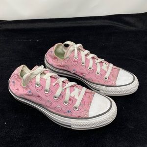 Converse hello kitty size 6